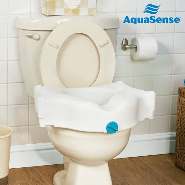 Amg Aquasense 3 In 1 Raised Toilet Seat Aadl Equipment