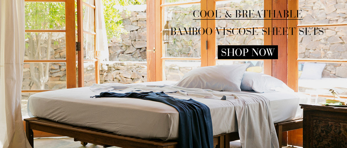 Bamboo Viscose Sheet Sets