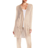 Fleece Cardigan Loungewear Set -  - Nine Space