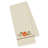 Pumpkin Vine Dishtowel - Default - Nine Space