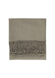 Solid Bamboo Viscose Throw - Shopninespace - 2