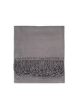 Solid Bamboo Viscose Throw - Shopninespace - 5