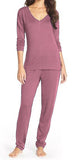 Delilah Loungewear Set - Long Sleeve -  - Nine Space