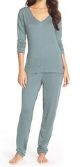 Delilah Loungewear Set - Long Sleeve - Sleepwear & Robes - Nine Space