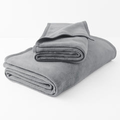 Plush Solid Throw Blanket - Blankets & Throws - Nine Space