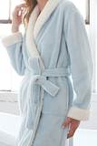 Keila Sherpa Fleece Robe -  - Nine Space
