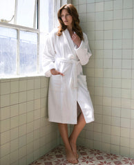Kensington Terry Robe - Women - Sleepwear & Robes - Nine Space