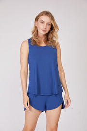 Bamboo Tank Short 2 PCS Loungewear Set