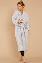 Chiffon Heather Bathrobe -  - Nine Space