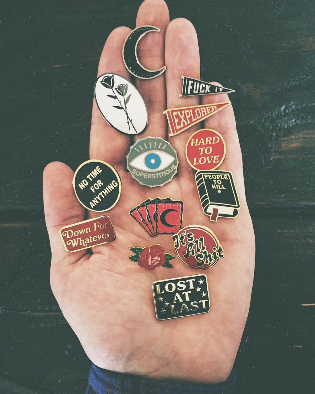 Shop Modern Enamel Pins ...