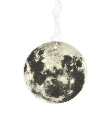 Moon Car Air Freshener (Cinnamon)