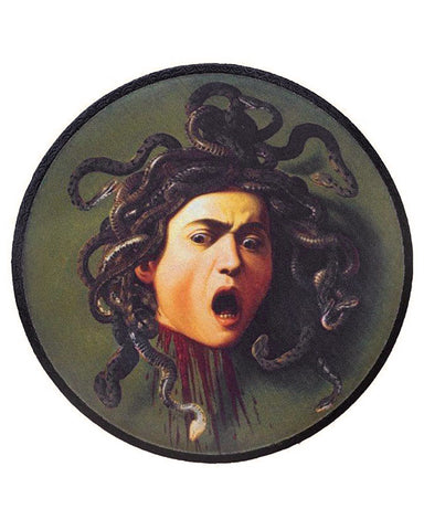 Head Of Medusa Large Back Patch