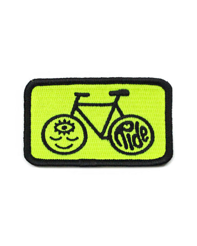 Ride Bicycle Patch (Glow-in-the-Dark)
