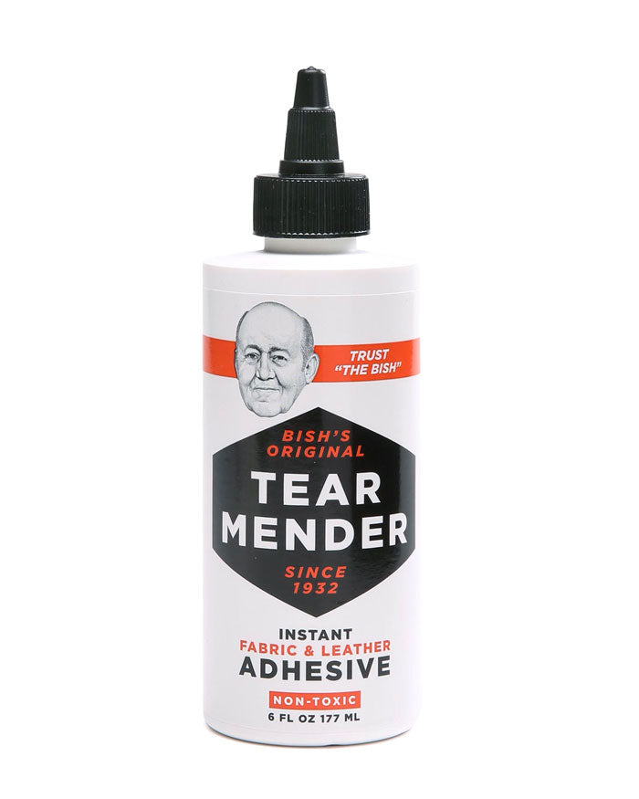 Tear Mender Fabric Patch Glue-Bish's Original-Strange Ways
