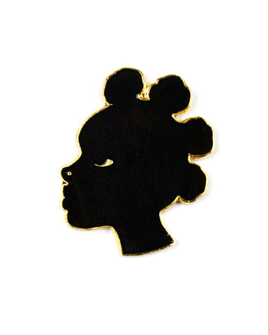 Aida Figure Pin (Limited Edition)