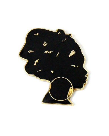 Bissa Figure Pin (Limited Edition)