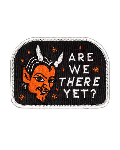 Are We There Yet? Devil Patch