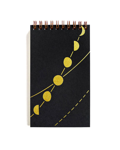 Moon Phases Notepad