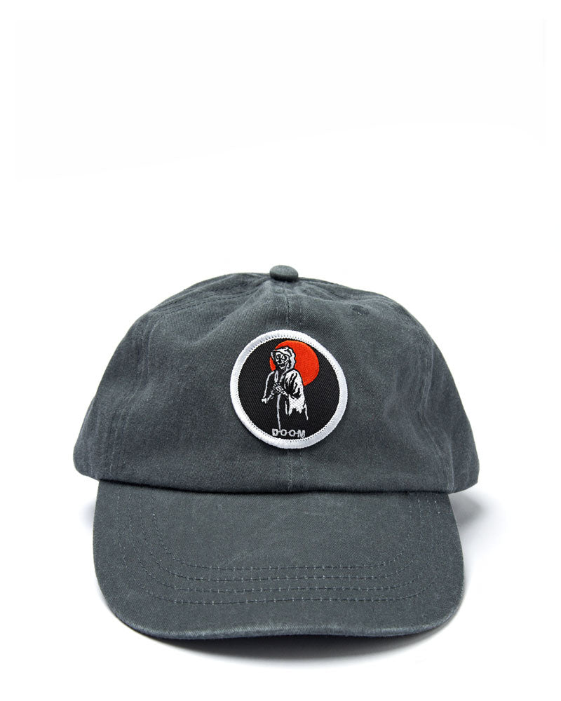Doom Reaper Dad Hat-Hungry Ghost Press-Strange Ways