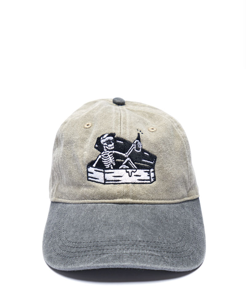 Coffin Guy Dad Hat-Strike Gently Co.-Strange Ways