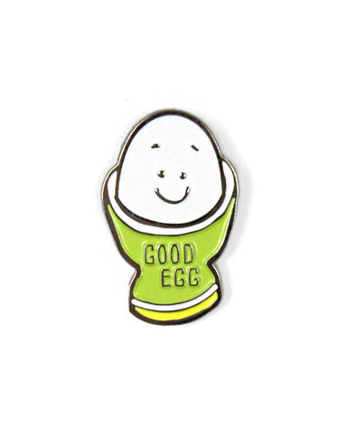 Good Egg Pin