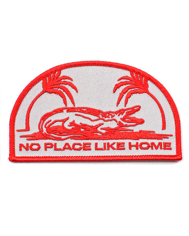No Place Like Home Gator Patch
