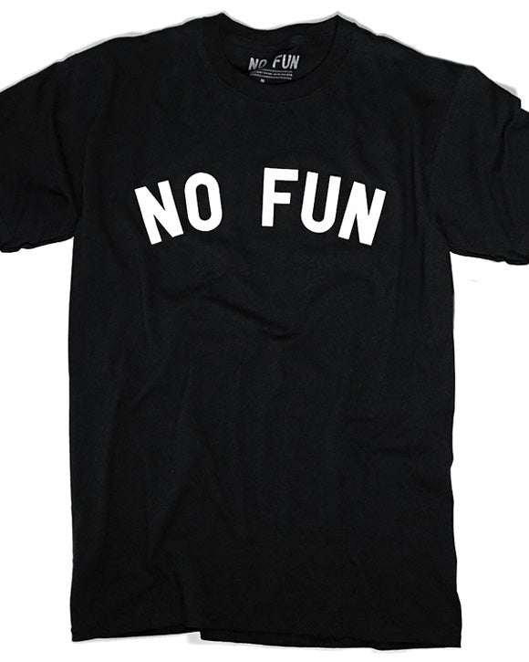 No Fun T-Shirt-No Fun Press-Strange Ways