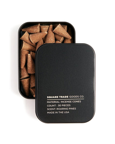 Roaring Pines Scented Incense Cones