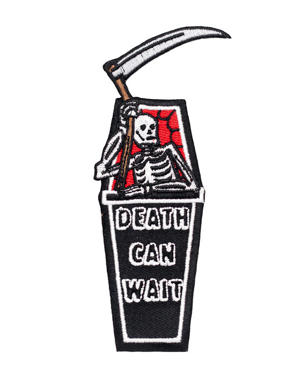 Death Can Wait Patch-Inner Decay-Strange Ways