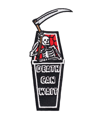 Death Can Wait Patch