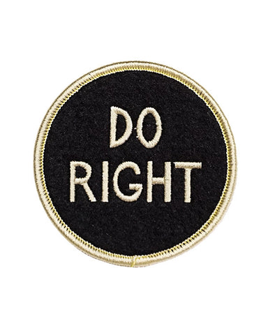 Do Right Patch