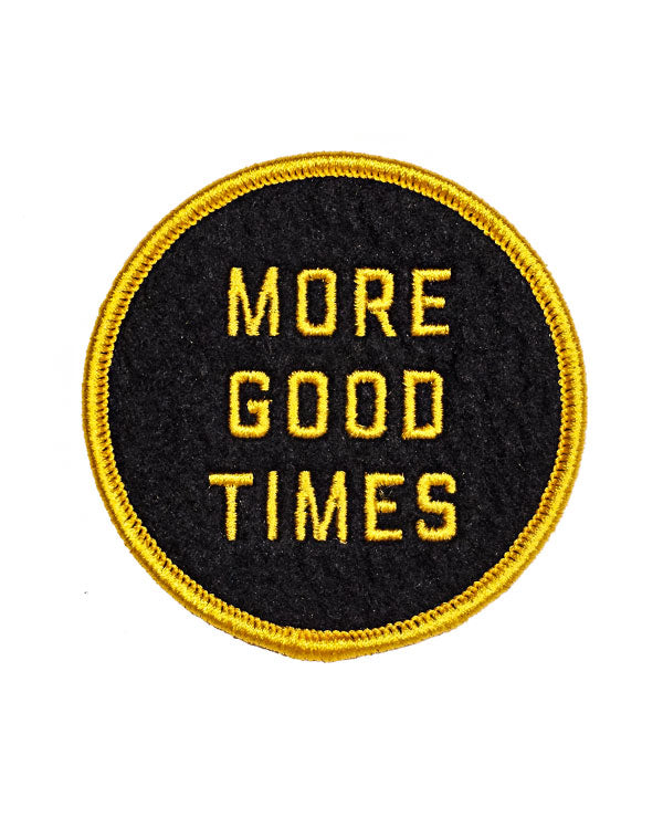 More Good Times Patch-Oxford Pennant-Strange Ways
