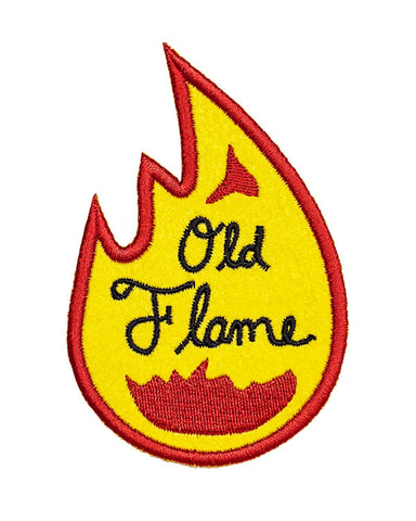 Old Flame Patch