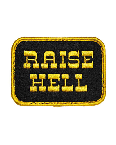 Raise Hell Patch