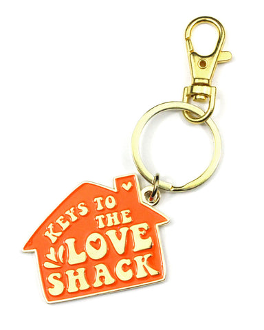 Love Shack Keychain
