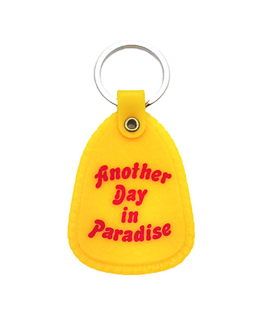 Another Day In Paradise Keychain-Explorer's Press-Strange Ways