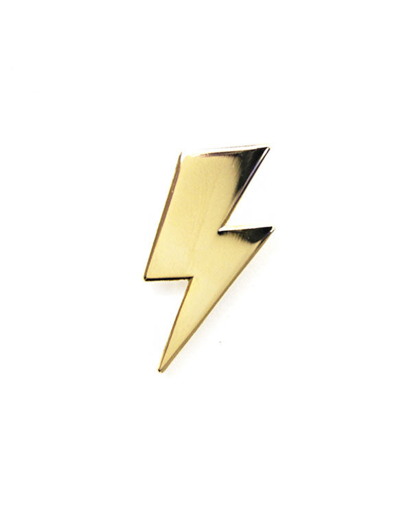 Lightning Bolt Pin-These Are Things-Strange Ways