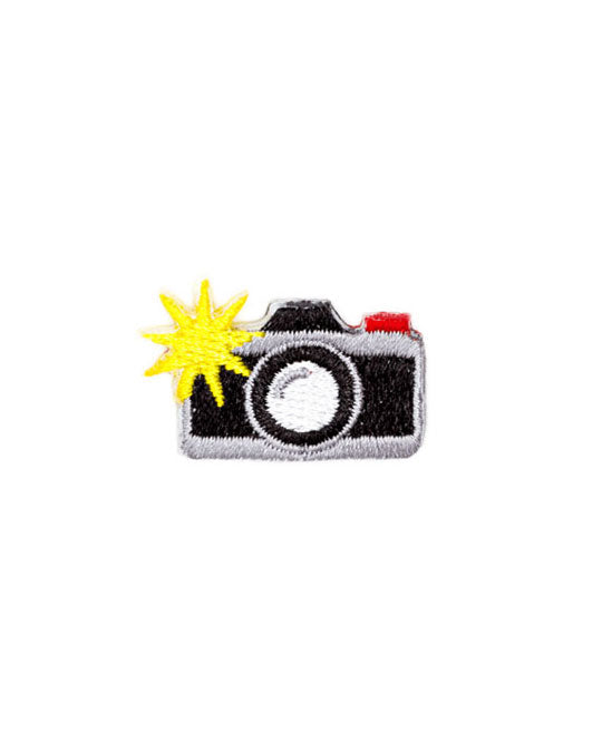 Camera Mini Sticker Patch-These Are Things-Strange Ways