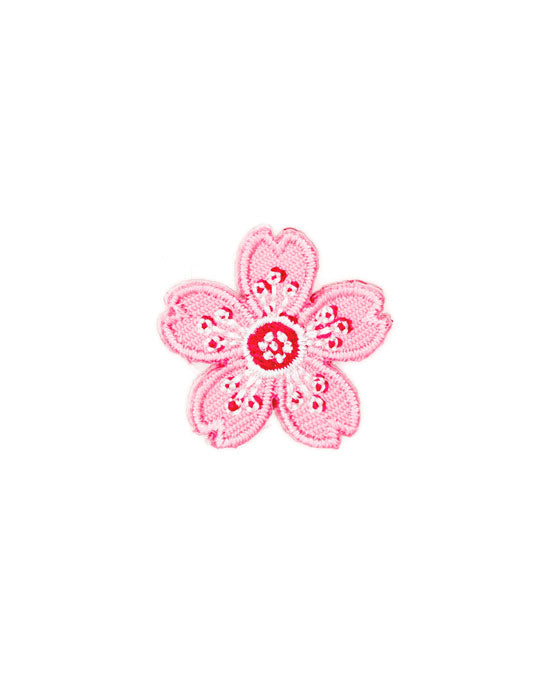 Cherry Blossom Mini Sticker Patch-These Are Things-Strange Ways
