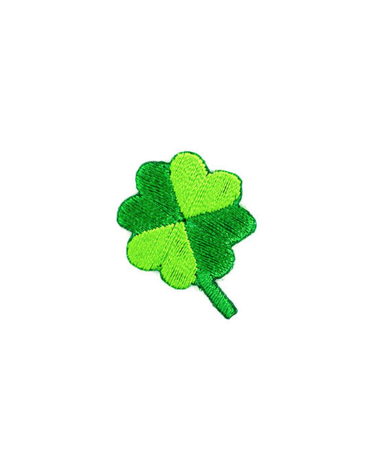Four Leaf Clover Mini Sticker Patch-These Are Things-Strange Ways