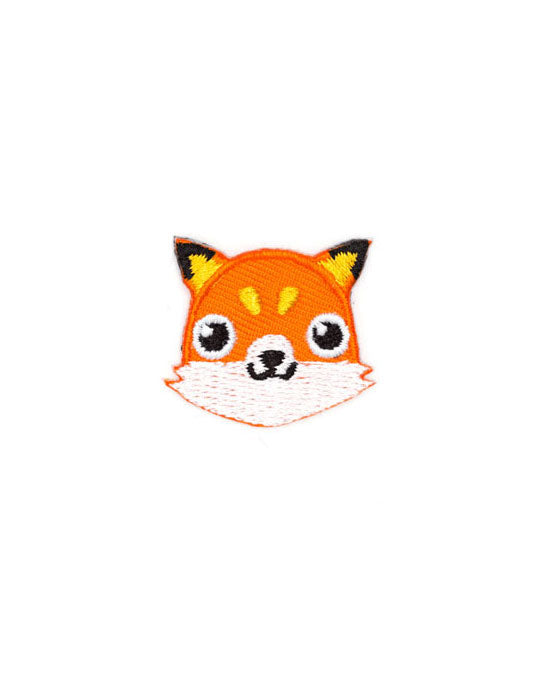 Fox Mini Sticker Patch-These Are Things-Strange Ways