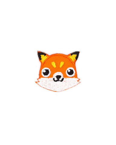 Fox Mini Sticker Patch