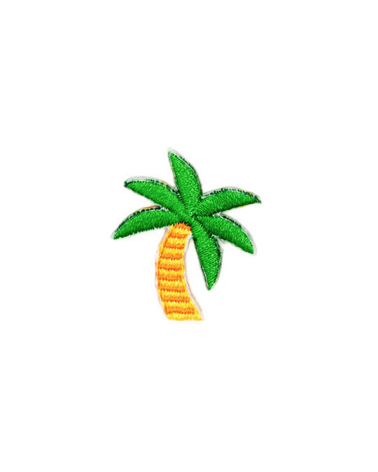 Palm Tree Mini Sticker Patch-These Are Things-Strange Ways