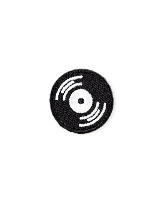 Vinyl Music Record Mini Sticker Patch-These Are Things-Strange Ways