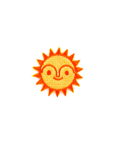 Sun Mini Sticker Patch