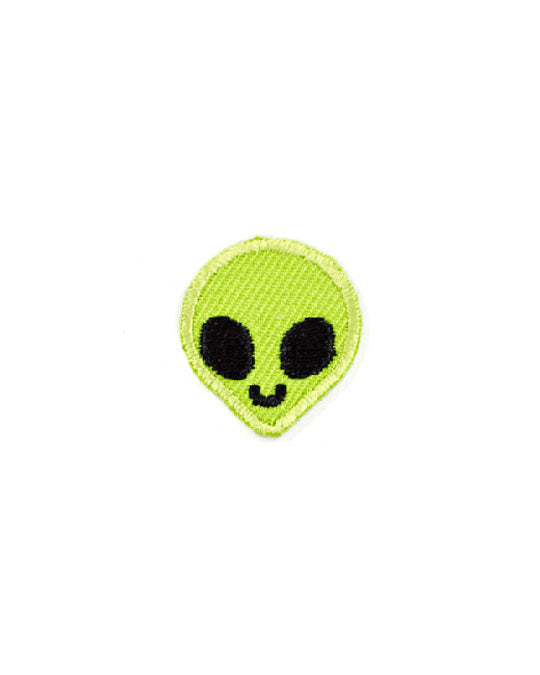 Alien Mini Sticker Patch-These Are Things-Strange Ways