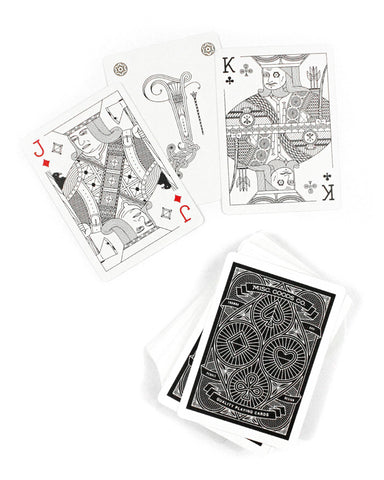 MGCO Playing Cards - Black