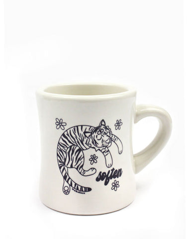 Tiger Soften Coffee Mug