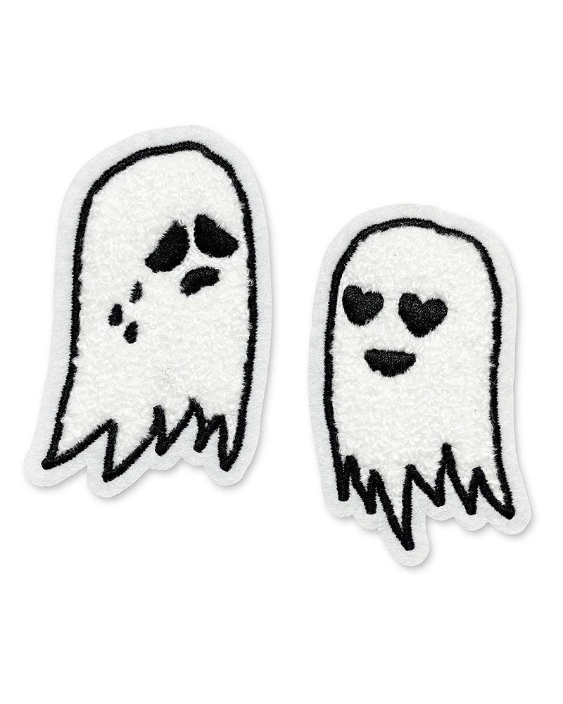 Ghost Pair Chenille Patch Set-Sara M. Lyons-Strange Ways