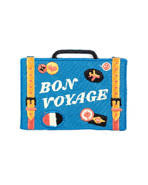 Bon Voyage Patch-These Are Things-Strange Ways